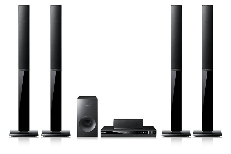 Samsung Home Theater DVD