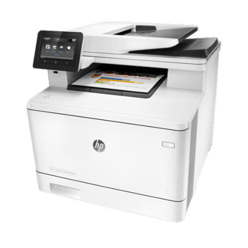 HP Color laser Jet M477dw