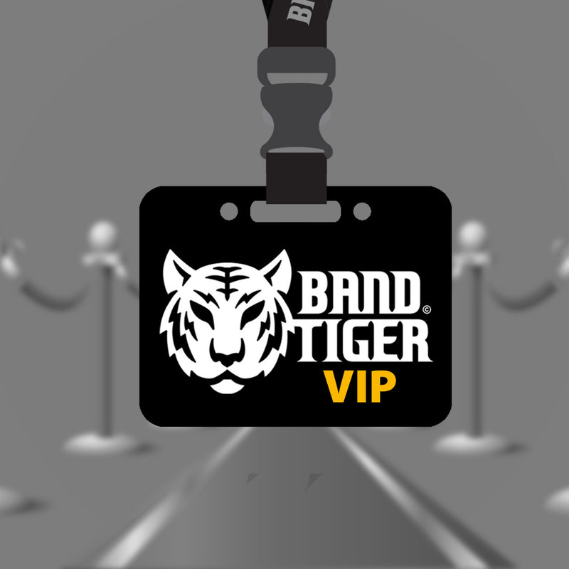 VIP BANDTIGER SERVICE (only US/CAN)
