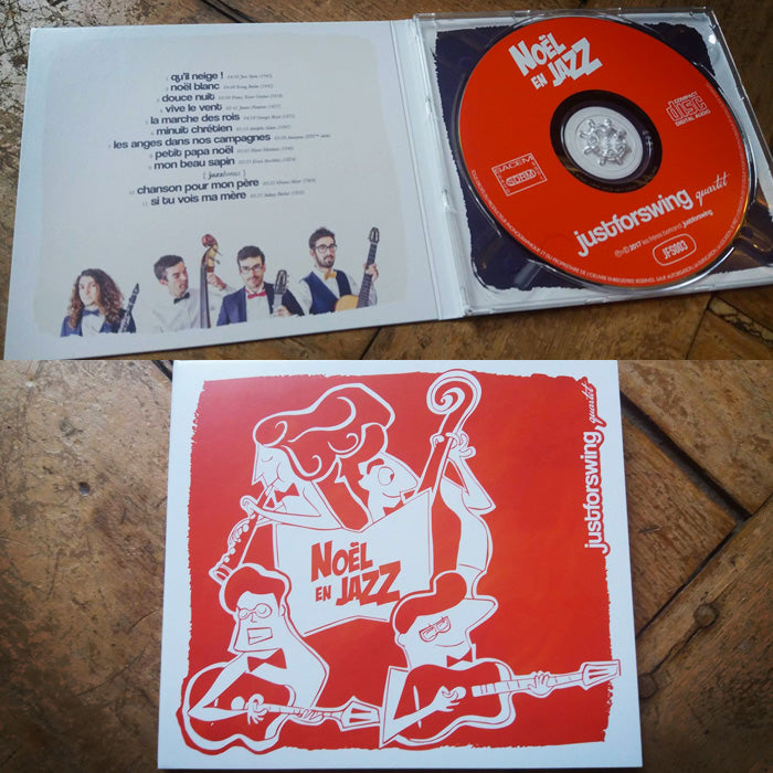 DIGIPACK | DUPLICATION (only EUROPE)