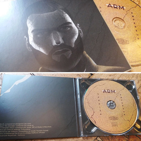 DIGIPACK | REPLICATION (only EUROPE)