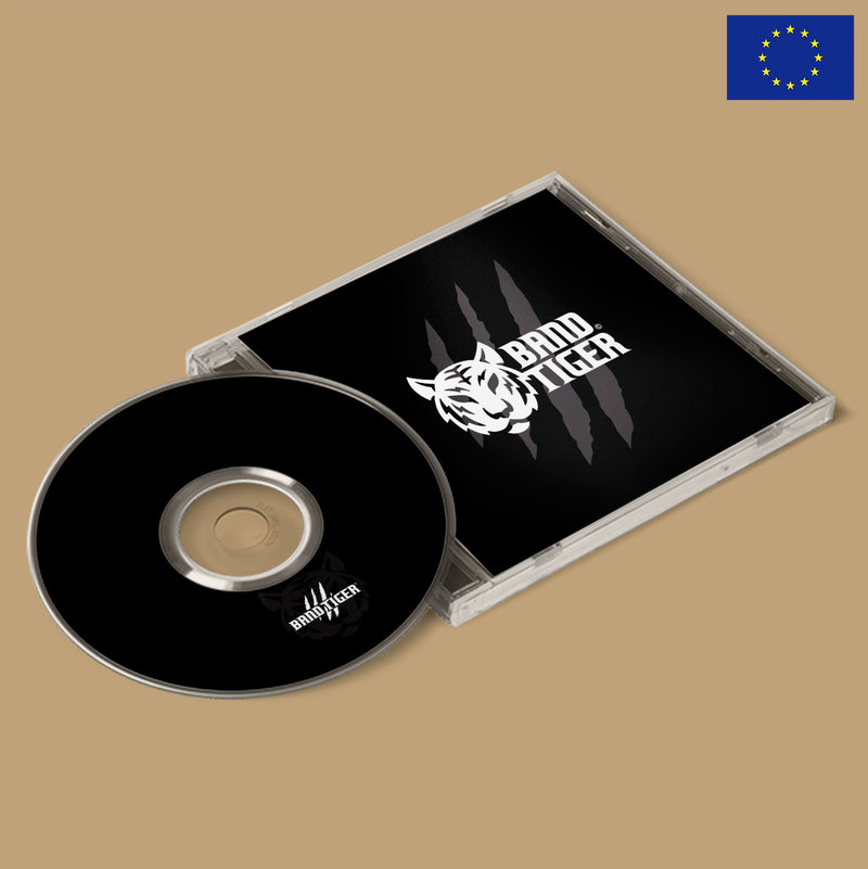 JEWEL BOX | DUPLICATION (only EUROPE)