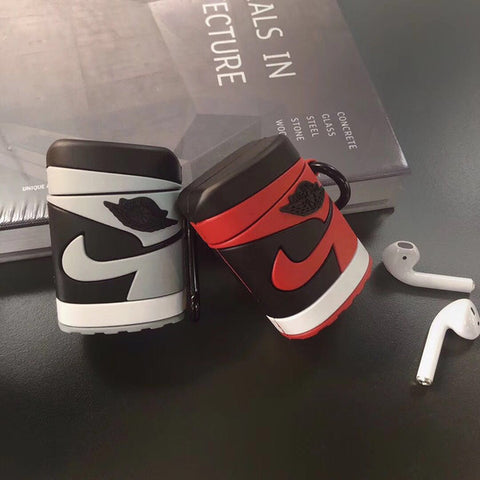 Jordan 1 Protective Airpod Case - It's From The Shop