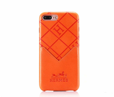 Designer Fashion iPhone Case With Card Pocket - It's From The Shop