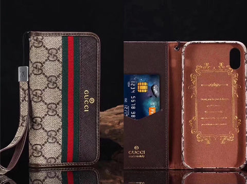 Luxury Fashion Wallet iPhone Case - It's From The Shop