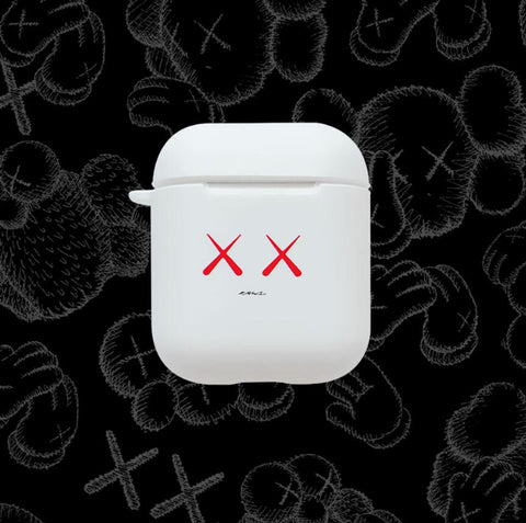 KAWS Shockproof Airpod Case Covers - It's From The Shop