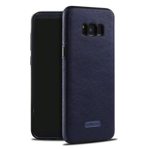 Leather Protective Case for Samsung Galaxy Smartphones (5 Colors) - It's From The Shop