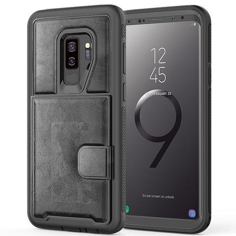 Luxury Protective Wallet Case For Samsung Galaxy S9 & Note 9 - It's From The Shop