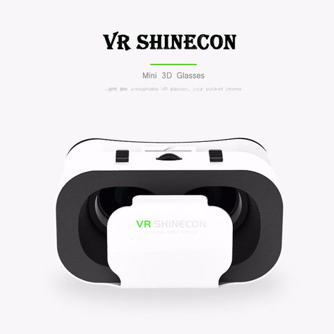 Universal Fit Virtual Reality Goggles For Smartphones - It's From The Shop