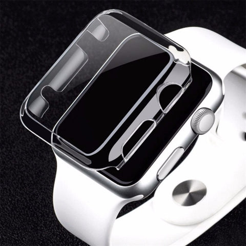 Clear Protective Cover for Apple Watch Series 1 2 3 - It's From The Shop