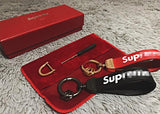 Leather Sup Fashion Car Key Chain - It's From The Shop