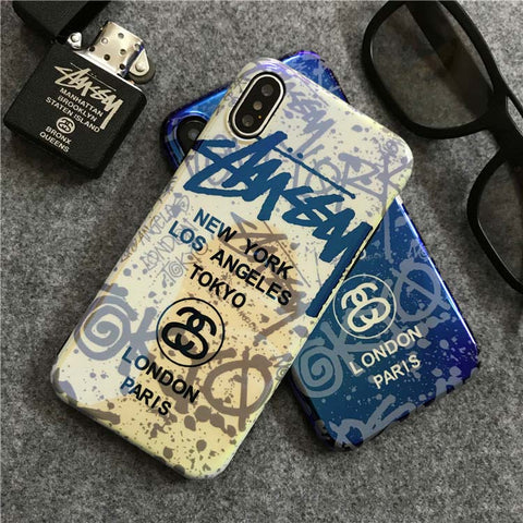 Designer Street Fashion iPhone Case - It's From The Shop