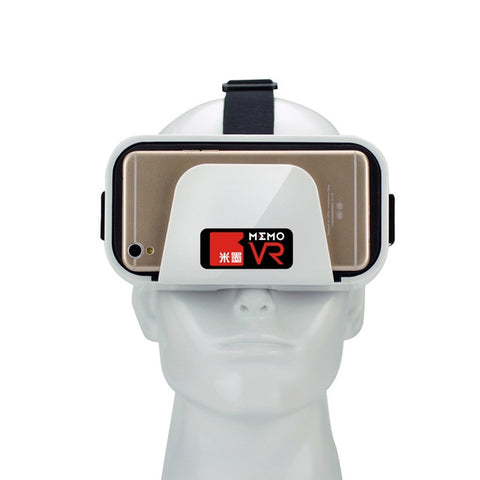 Universal Mini 3D Virtual Reality Goggles For All Smartphones - It's From The Shop