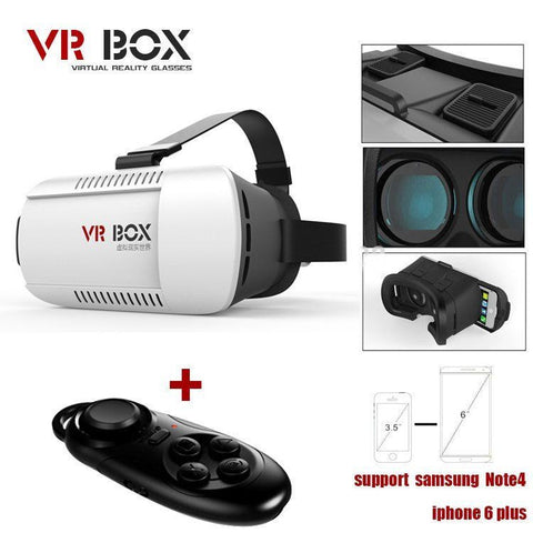 Virtual Reality Goggles With Controller Set - It's From The Shop