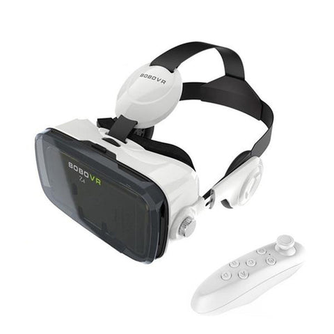 Virtual Reality Goggles For iPhone and Android (White) - It's From The Shop