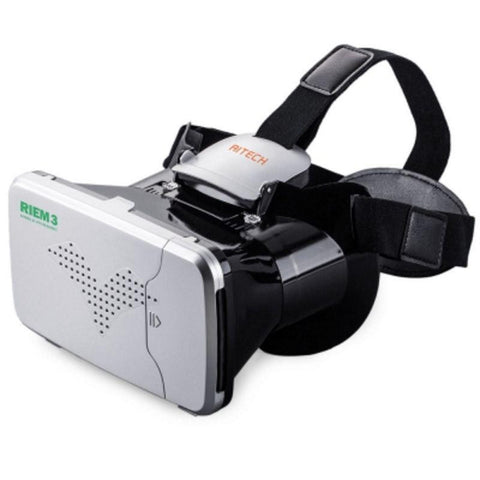 Ritech Virtual Reality 3D Goggles With Remote Control - It's From The Shop