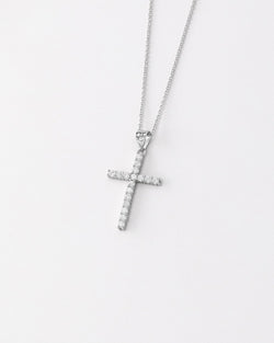 Ivy Cross Necklace