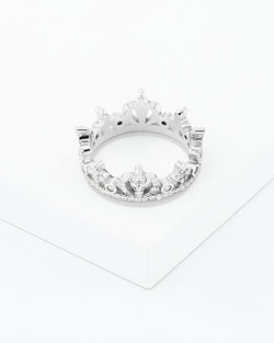 Etta Crown Ring