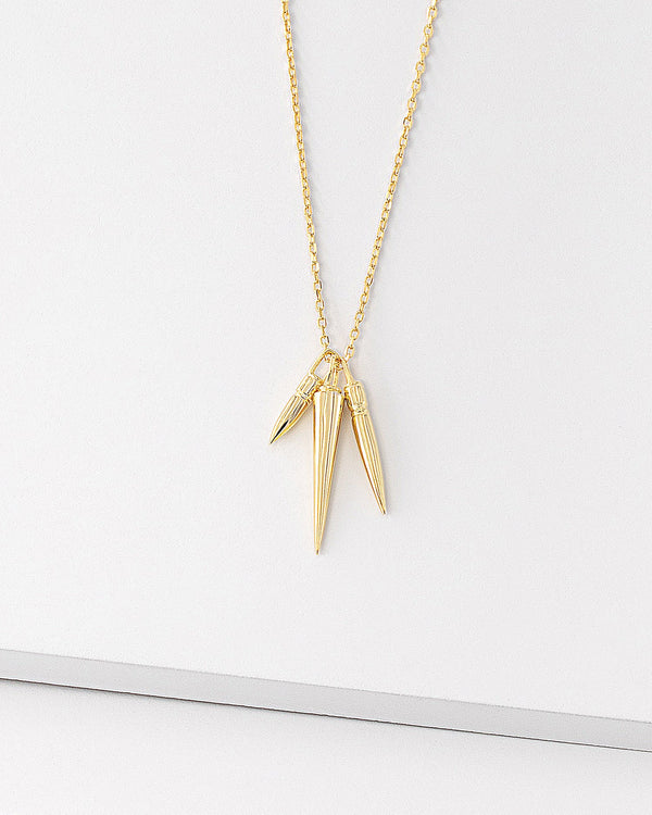 Yvette Spike Necklace