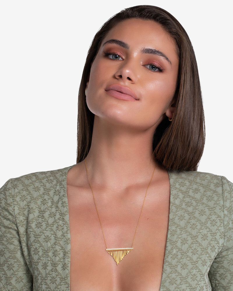 Bambi Bar Necklace