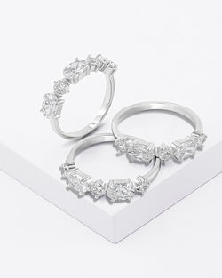 Adele Stackable Ring Set