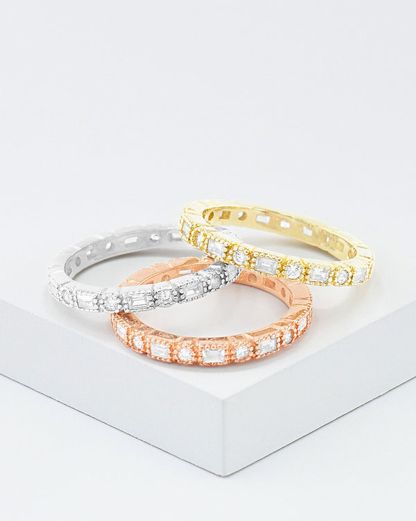 Harper Stackable Ring Set