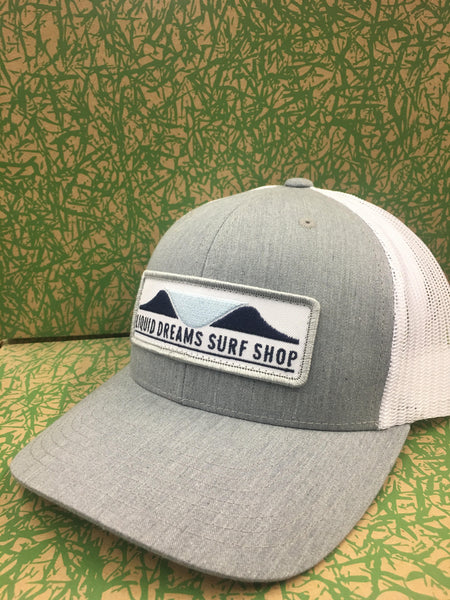 LDS Trucker Grey