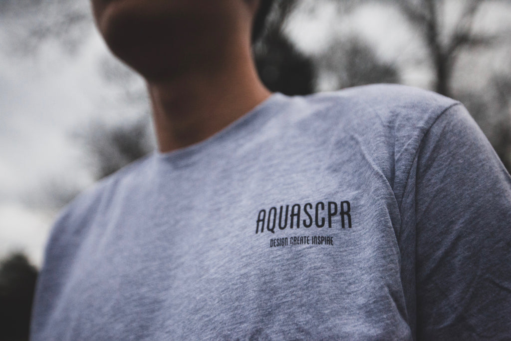 Original AQUASCPR Tee