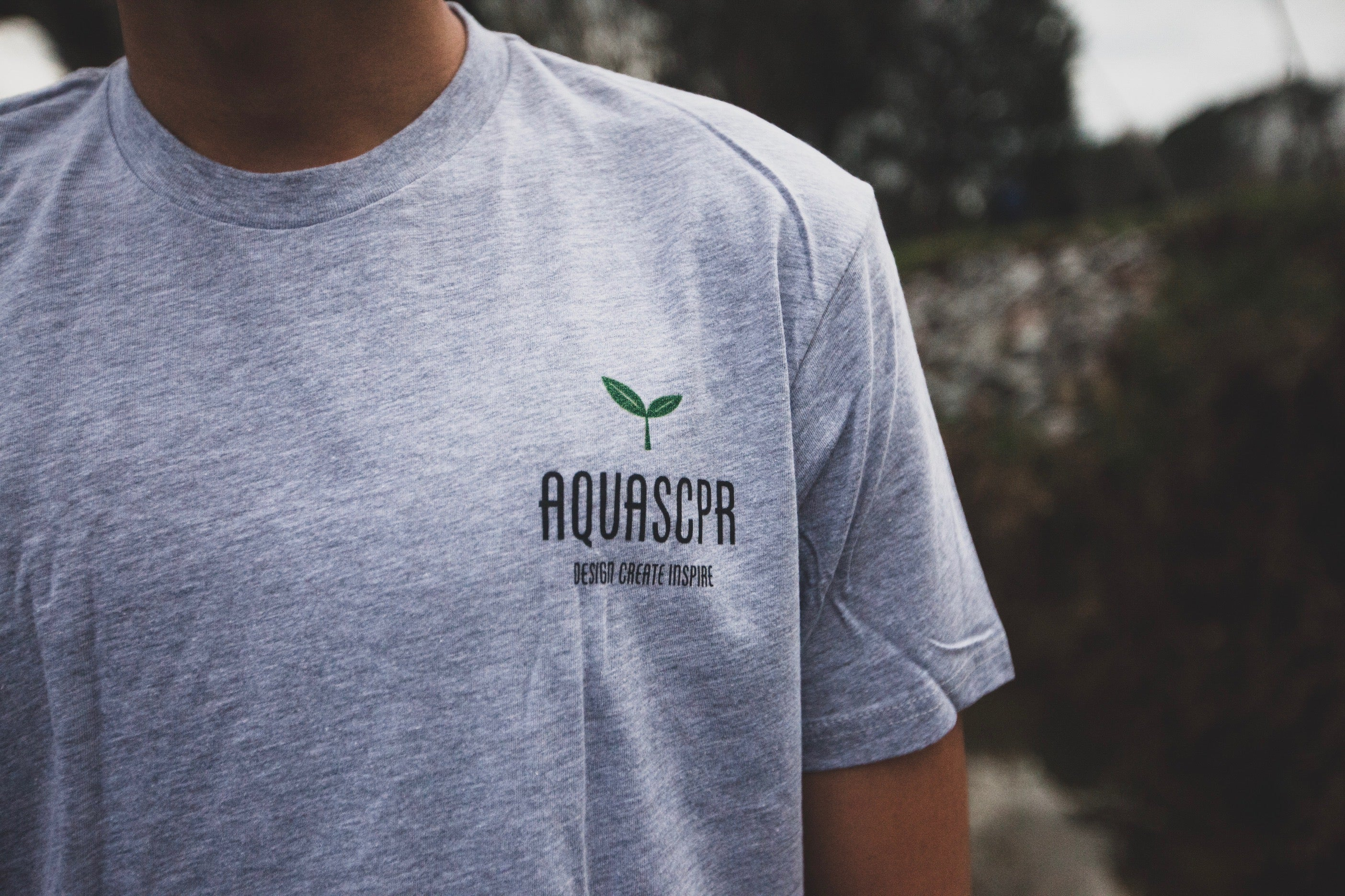 Edition One AQUASCPR Tee