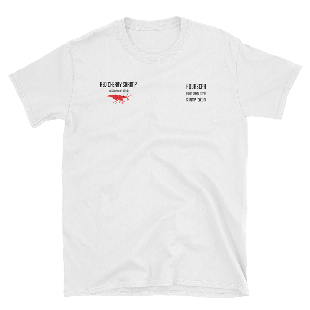 Red Cherry Shrimp Tee