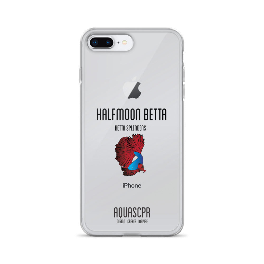 Halfmoon Betta iPhone Case