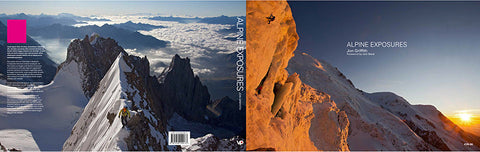 Alpine Exposures Photo Book- 10 years of Photography by Jon Griffith