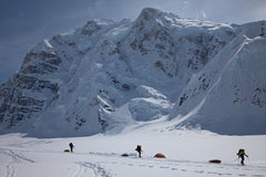 Kahiltna Base Camp on Denali