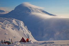 11,000ft Camp, Denali