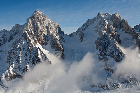 Argentiere and Chardonnet