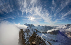 Grandes Jorasses Summit