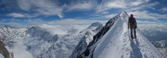 Eiger Summit ridge