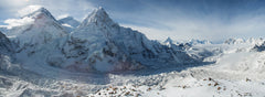 Khumbu Valley and Mt Everest