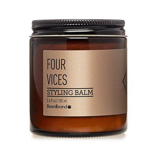 Beardbrand Four Vices Styling Balm 100ml