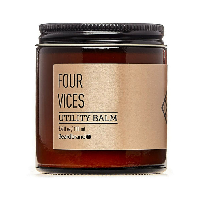 Beardbrand Four Vices Utility Balm 100ml