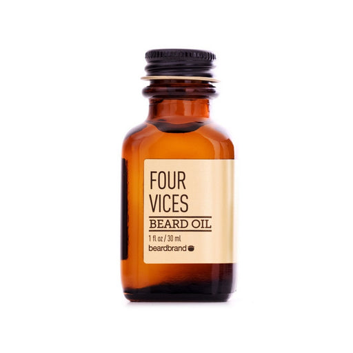 Beardbrand Four Vices partaöljy 30ml