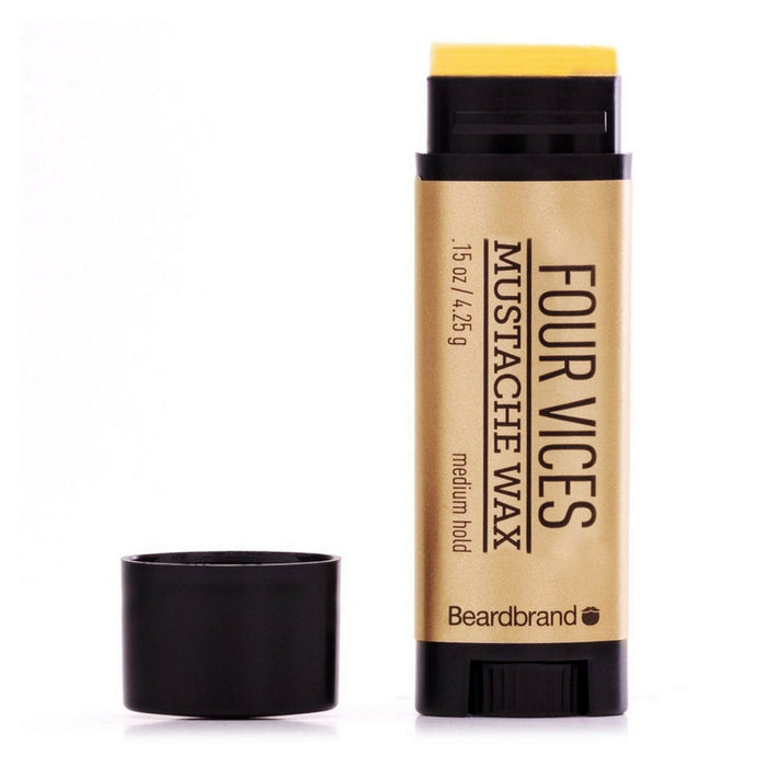 Beardbrand Four Vices viiksivaha 4,25g
