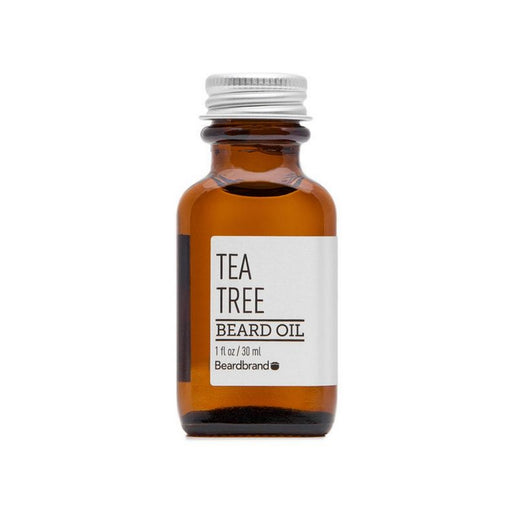Beardbrand Tea Tree partaöljy 30ml