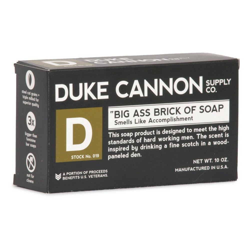 Duke Cannon Accomplishment palasaippua 285g
