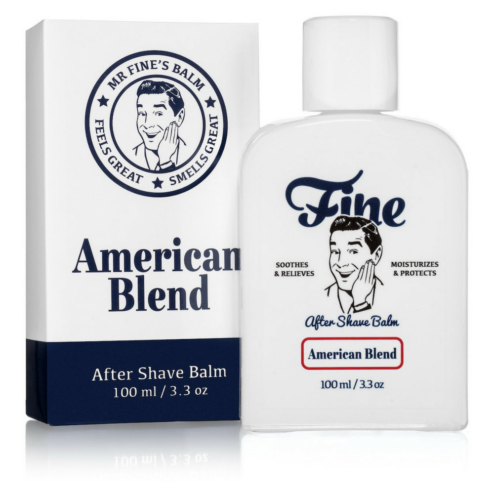 Fine Accoutrements American Blend aftershave balsami 100ml