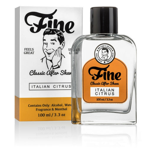 Fine Accoutrements Italian Citrus aftershave splash 100ml