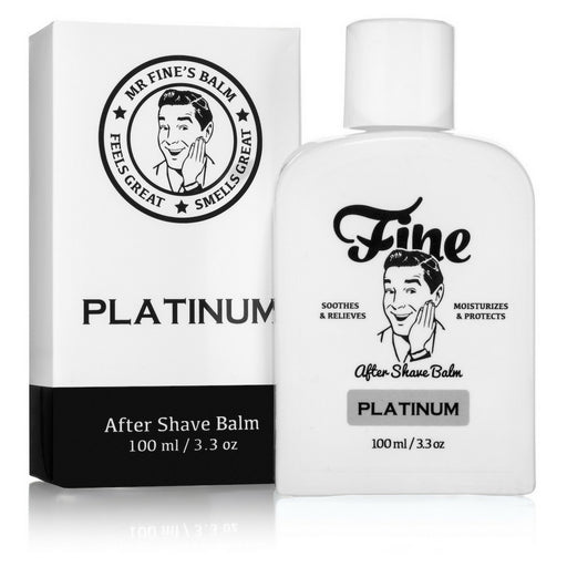 Fine Accoutrements Platinum aftershave balsami 100ml