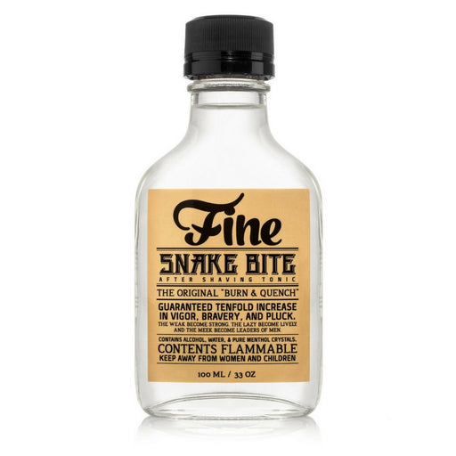 Fine Accoutrements Snake Bite aftershave splash 100ml