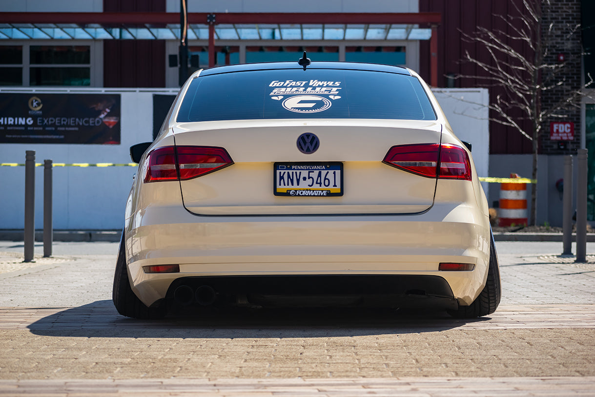 Mitch's Light Ivory MK6 Jetta