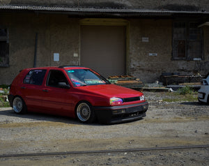 Its Ya Boi Ralph (and his MK3 Golf)